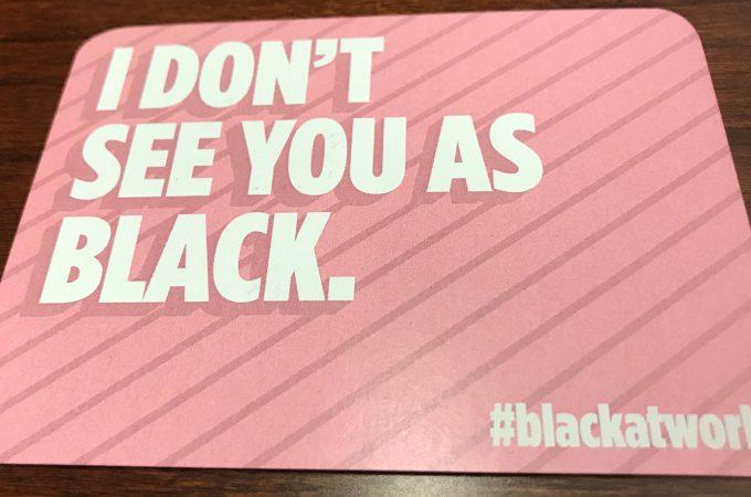 #BlackAtWork